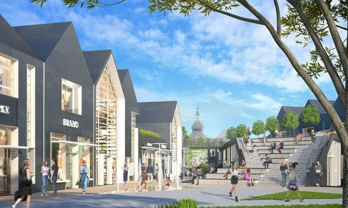 Designer Outlet in Remscheid
