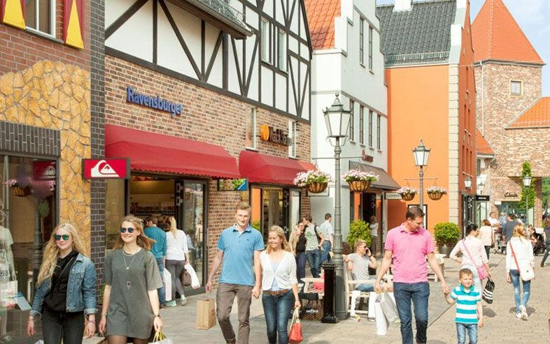 Outlet-Center in Ochtrup (Designer Outlet)