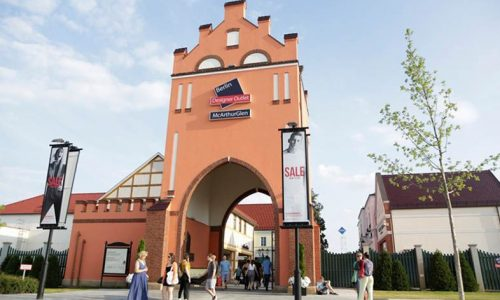 Outlet Center in Berlin (Designer Outlet)