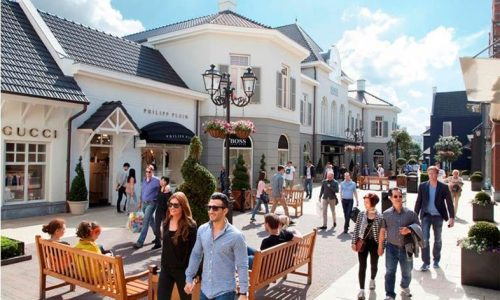 Outlet Center in Roermond (Designer Outlet)