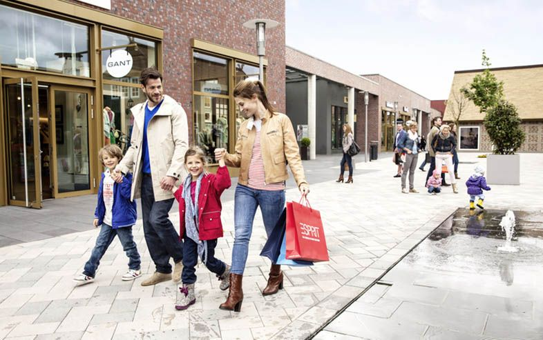Outlet Center in Soltau (Designer Outlet)