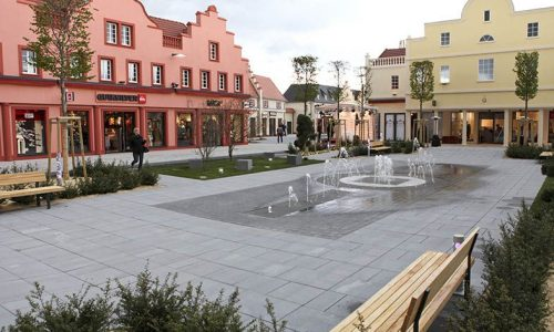 Outlet-Center in Roppenheim (The Style Outlets)